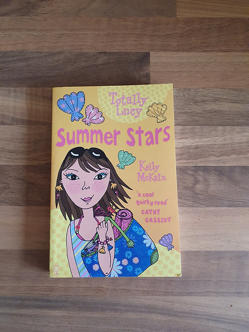Totally lucy summer stars book