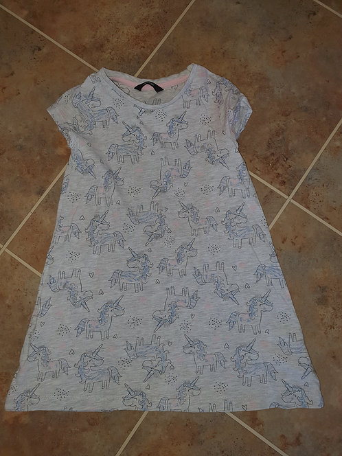 3 to 4 years unicorn dress