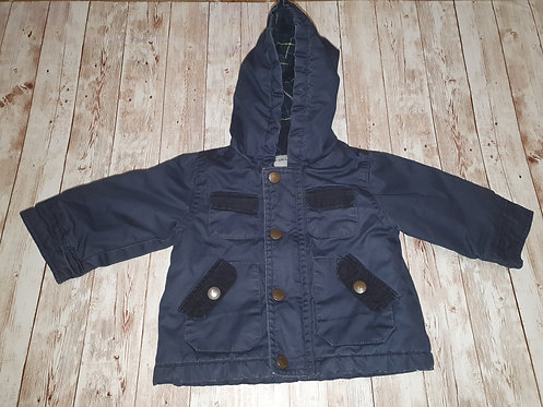 3 to 6 mths m & s navy coat