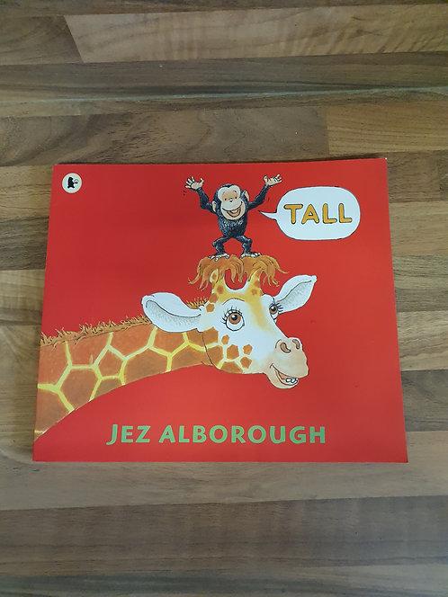 Tall book
