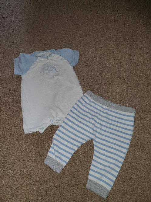 3 to 6 mths boy clothes