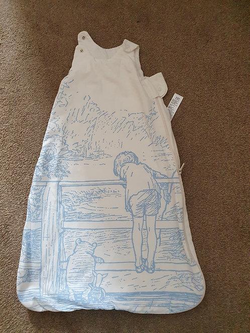 0 to 6 mths winnie the pooh 1.5 tog sleeping bag