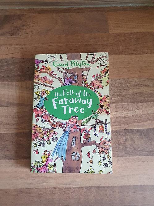 The folk of the faraway tree book