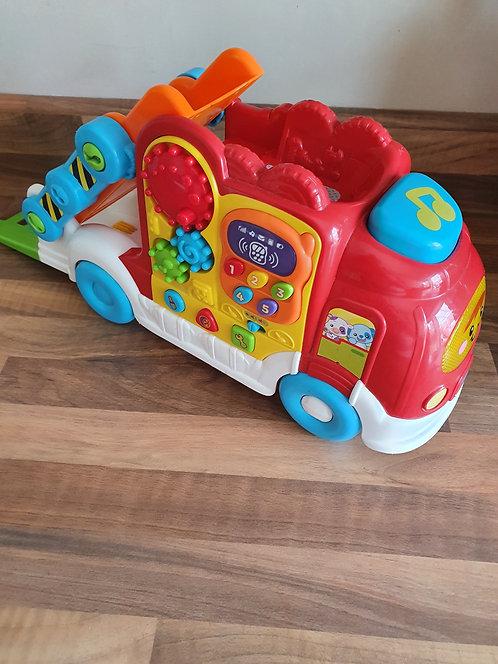 V tech car transporter