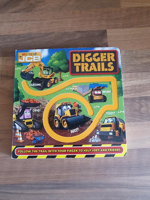 Digger trails book