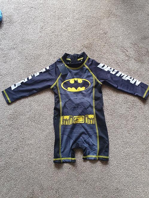Batman 6 to 9 mths BNWT swimwear