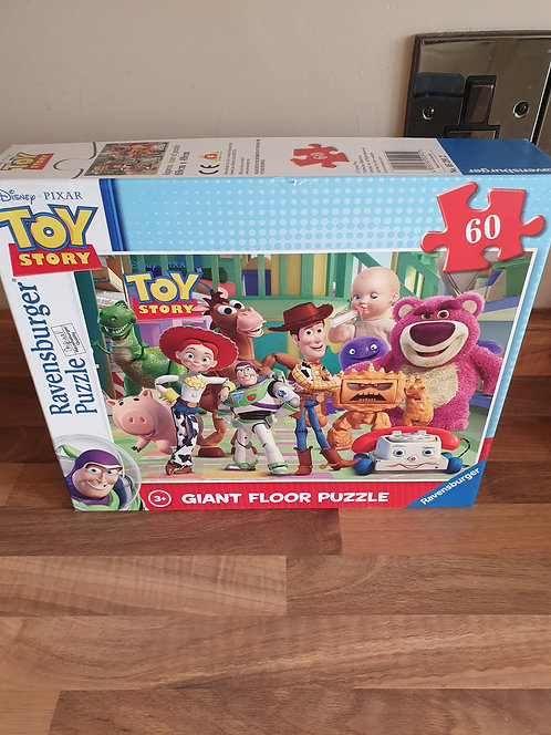 Giant toy story puzzle