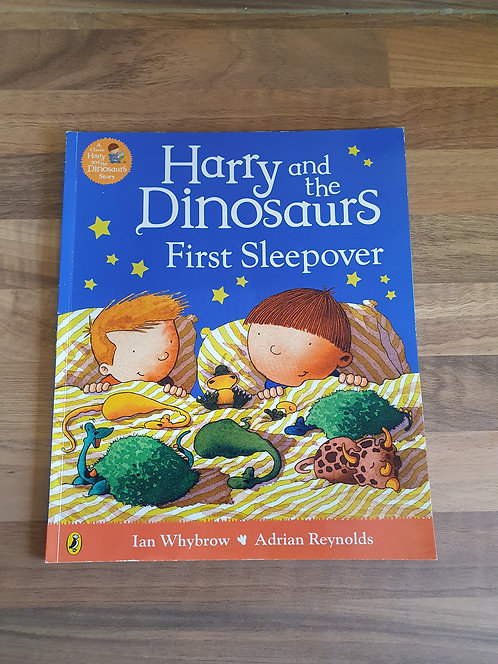 Harry and the dinosaurs sleepover