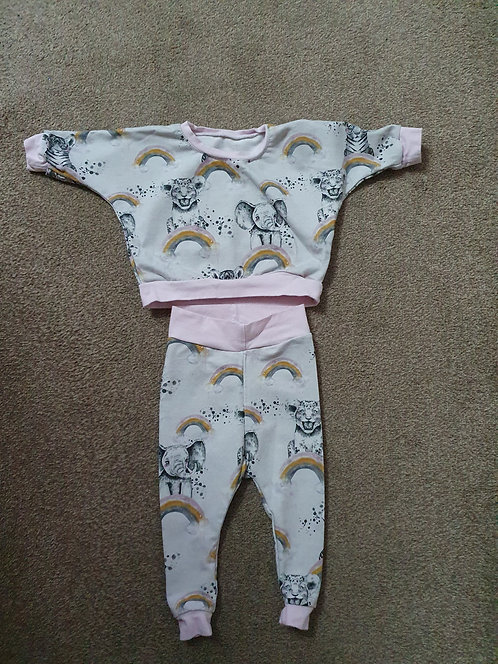 3 to 6 mths elephant set