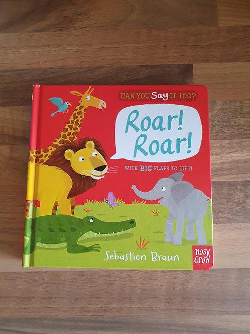 Roar roar book