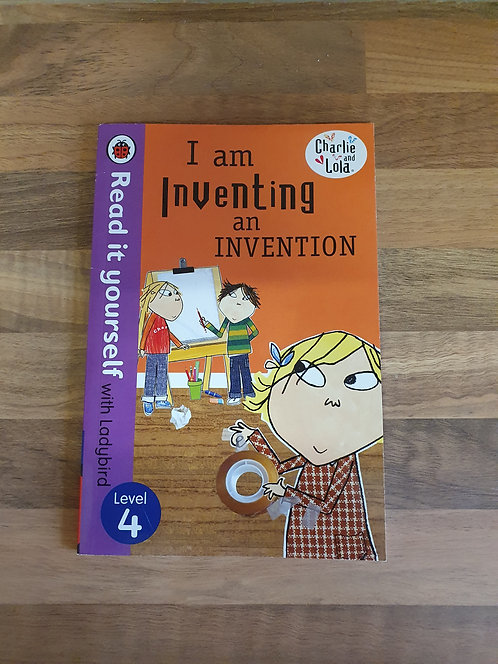 I am inventing an invention book