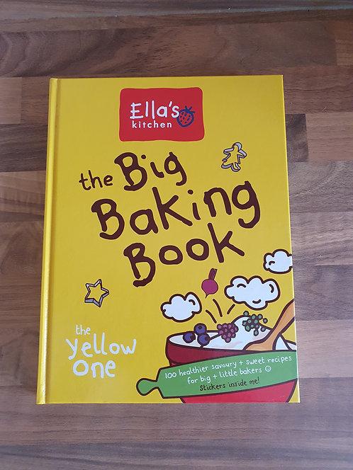 Ellas kitchen the big baking book