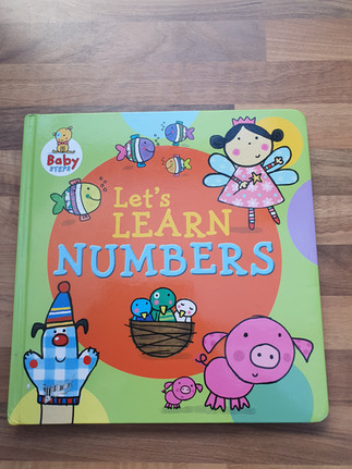 Let's learn numbers
