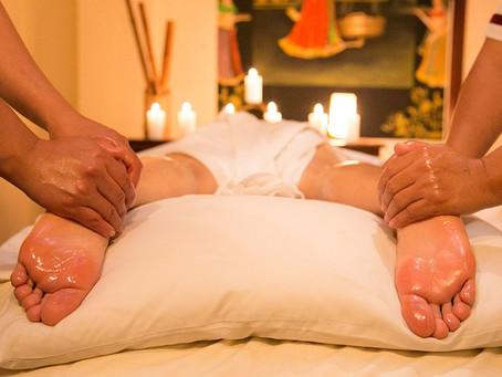 Le massage total pour vous apporter calme et sérénité du corps et de l'esprit