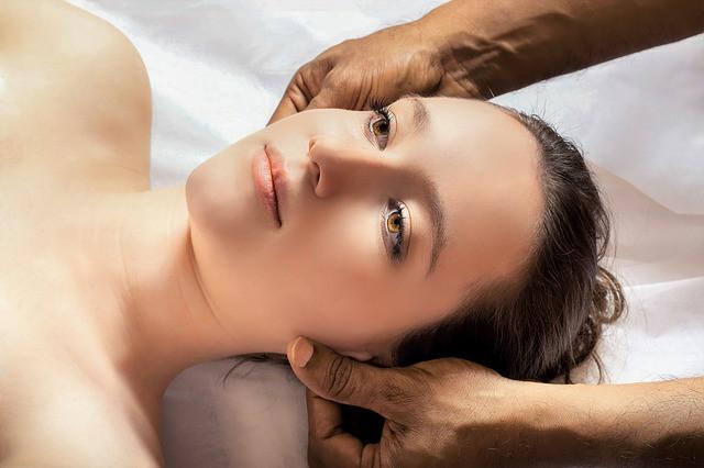 séance de massage zen