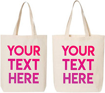 Customizeable Totes