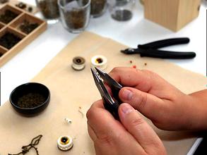 pinces atelier artisan fait main