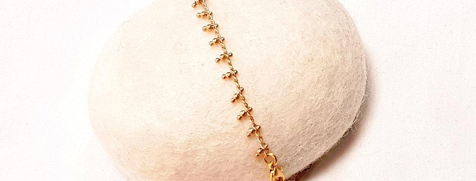 Bracelet fin Pilae
