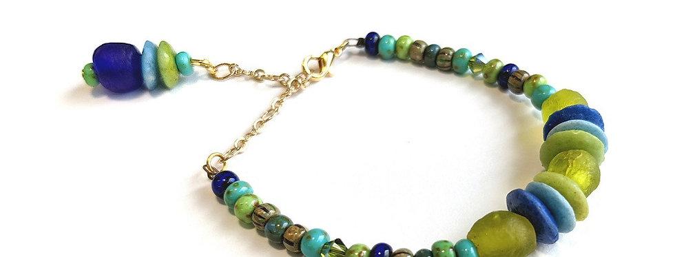 Bracelet Perles et Rondelles