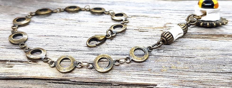 Bracelet Grandes Rondelles