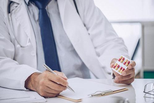 Medicamentos Isentos de Prescrição para Profissionais de Saúde