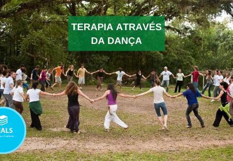 Terapia através da dança.