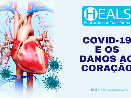 COVID-19 E OS DANOS AO CORAÇÃO