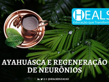 AYAHUASCA E REGENERAÇÃO DE NEURÔNIOS