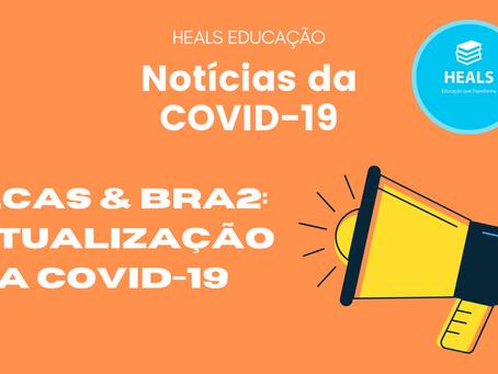 IECAs & BRA2: ATUALIZAÇÃO NA COVID-19.