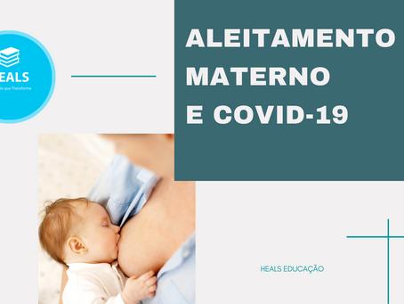 ALEITAMENTO MATERNO E COVID - 19