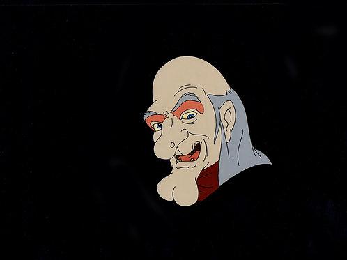 Original Animation cel of the Creep