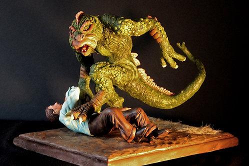 Ymir Barn Attack