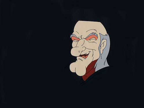 Original Animation cel of the Creep