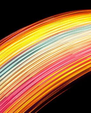 Rainbow Light Konst