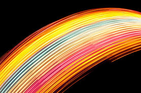 Rainbow Light Art