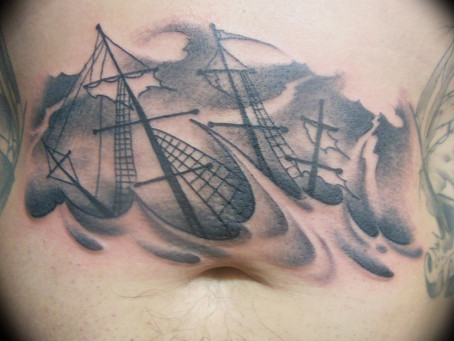 Quelques nouveaux tattoos par Neusky