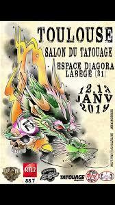 12  ème édition du salon du tatouage de Toulouse 2019 !