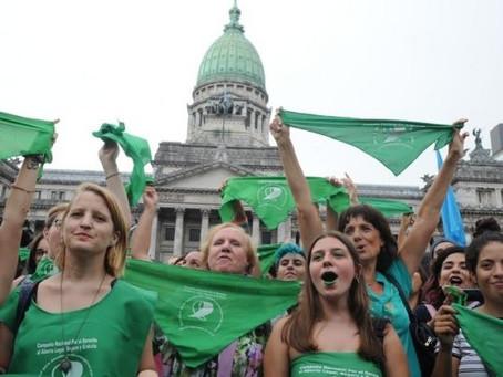 """Malena Lenta: """"Queremos nuestra liberación y queremos decidir sobre nuestras vidas. Creo que esa es"""
