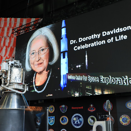 Huntsville Celebrates Dr. Dorothy Davidson