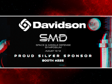 Team Davidson Proud Sponsors of 2021 Space and Missile Defense Symposium