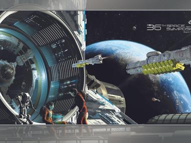 Davidson to Exhibit at 36th National Space Symposium