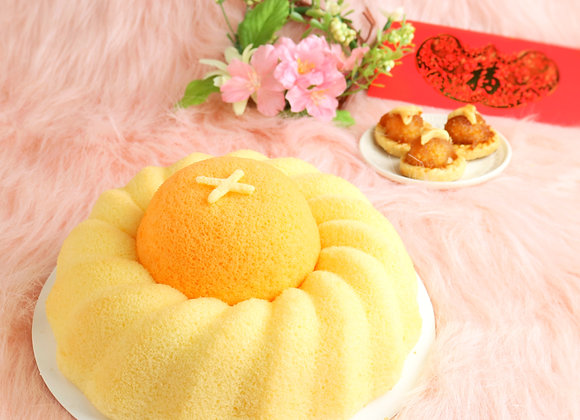 SG Ong Lai Chiffon Cake