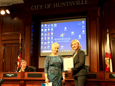 Huntsville City Council Issues Resolution Honoring Legacy of Dr. Dorothy Davidson