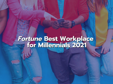 Fortune and Great Place to Work® Name Davidson One of the 2021 Best Workplaces for Millennials™