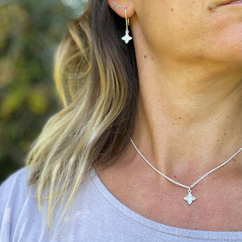 Anahita 2 silver necklace