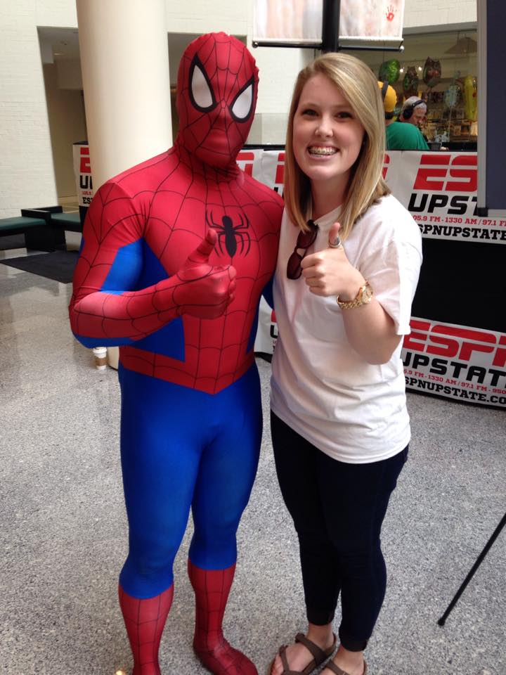 Spiderman is FTK too!