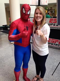 Spiderman is FTK too!