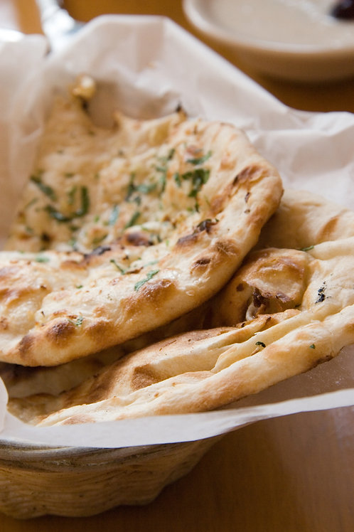 'Make Your Own' Naan Bread Kit