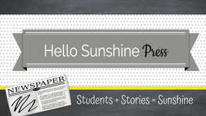 Announcing: Hello Sunshine Press!