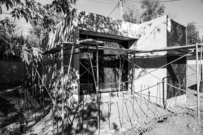 Missing Studio Construction